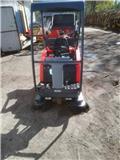 Hako Jonas, 2014, Ielu tīrīšanas mašīnas