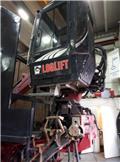 Loglift 105 S T, 2009, Puutavaranosturit
