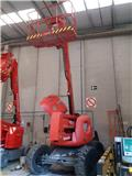 Haulotte HA 18 PX, 2006, Articulated boom lifts