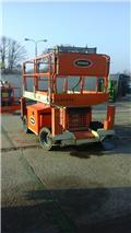JLG 260 MRT, 2008, Scissor lifts