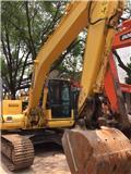 Komatsu PC120-8, Crawler excavators
