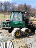 Timberjack 810 B, 1998, Forwarder