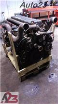 Silnik Euro5 MAN D2066 LF Euro5 D20 E5 Silnik TGA, Motori