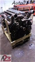 Silnik Euro5 MAN D2066 LF Euro5 D20 E5 Silnik TGA, Motorer