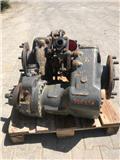 Fendt 310 LSA، أجهزة نقل