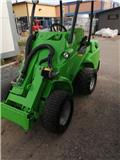 Avant 528, 2013, Other loading and digging and accessories