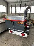 Forst ST 8, 2015, Wood Chippers