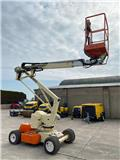 Niftylift HR 12 N D E, 2007, Compact self-propelled boom lifts