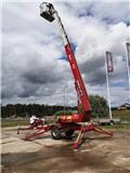 Denka-Lift DL 28, 1999, Trailer Mounted Aerial Platforms