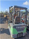 Toyota 8 FD 15, 2013, Telescopic handlers