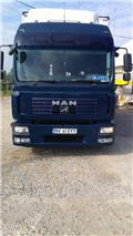 MAN TGL 8.180 8.180, 2009, Containerchassis