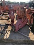 Terex Comedil TRASLAZIONE CARRO H20, Crane Parts and Equipment