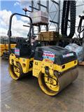 보막 BW 138 AD, 2009, Twin drum rollers