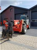 Manitou MT 1440, 2008, Telescopic Handlers