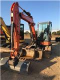 Hitachi ZX 48 U-5 A, 2018, Mini excavators < 7t (Mini diggers)