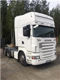 Scania R 500, 2007, Conventional Trucks / Tractor Trucks