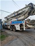 Zoomlion ZLJ5330THB, 2017, Kamionske črpalke za beton