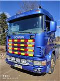 Scania R 144 G 460, 1999, Lastväxlare med kabellift