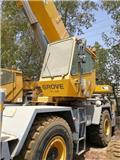 Grove RT 530 E, 2003, Rough Terrain Cranes