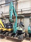 Yamaha 30, Mini excavators < 7t (Mini diggers)