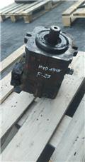 Linde TEREX Telelift 2506 HMV105-02 2580, Motorer