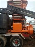Heinola 97 RML, Подрібнювачі деревини