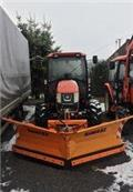 Kioti RX 6020, 2015, Tracteur