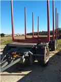 Chereau Reboque, 1996, Timber trailers