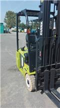 Clark GTX 16, 2015, Electric forklift trucks