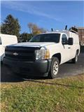 Chevrolet Silverado 1500, 2008, Pickup Trucks