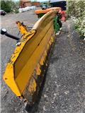 Snowline NGS 3210, Snow blades and plows