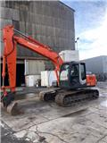 Hitachi Zakis 130-3, 2008, Crawler excavators