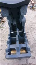 Mustang RH 25, Rotator, Maszyny budowlane