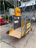 Electroelsa EHPM 400, 2008, Подъемно-транспортное оборудование и грузовые лифты