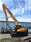 Hyundai HX 220 LONGRANGE, 2018, Crawler excavators