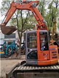 Hitachi ZX 75 UR, 2014, Mini excavators  7t - 12t