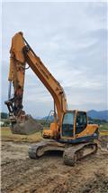 현대 Robex 220 LC, 2010, 대형 굴삭기 29톤 이상