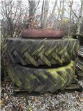 Kleber 16.9 R38, Tires, wheels and rims
