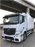 Mercedes-Benz Actros 2545, 2016, Camiones con temperatura controlada