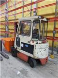 Nissan FB 25, 1998, Elektriske trucker