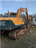 Hyundai Robex 140 LC-9, 2012, Crawler excavators