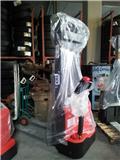 KRK Metallurgik Electric stacker ES10-10ES    3300, 2017, Pedestrian stacker