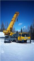 Liebherr LTM 1200 N, 1997, Mobile and all terrain cranes