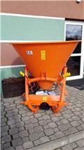 Top-Agro Sand- salt spreader 400L + tarpaulin, 2020, Utility machines