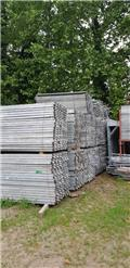 PZ zincato, Scaffolding equipment
