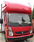Renault Maxity, 2011, Hytter