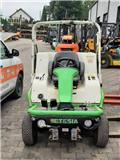 Etesia H124D, 2001, Mounted and trailed mowers