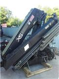 Hiab 144 E-4 Pro, 2002, Grúas cargadoras
