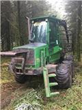 John Deere 810 D Eco III, 2009, Forwarders