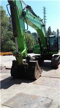 JCB JS 290, 2010, Excavadoras sobre orugas